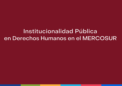 Institucionalidad IPPDH